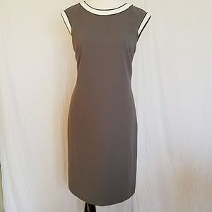 NWT BR Gray Dress